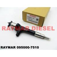 Aftermarket Diesel Injectors / Denso Fuel Injectors 095000-7510 KUBOTA V6108 Parts Manufactures