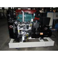 63KVA Perkins Diesel Generator Set Water Cooled Diesel Genset Manufactures