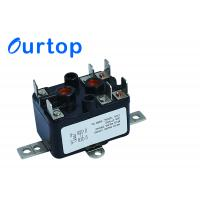 Miniature Radiator Cooling Fan Motor Relay , Air Conditioner Fan Relay 18A 227VAC Manufactures