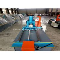 Double Sheet Light Steel Profile Roll Forming Machine , Roll Forming Equipment Manufactures