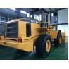 Liugong LG856 Second Hand Wheel Loaders CATERPILLAR 3306 Diesel Engine Manufactures