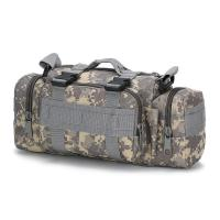 6L Large Capacity Military Sport Waist Bag With 600D Anti Tear Nylon Fabric Manufactures