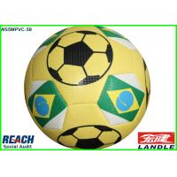 China Custom Printed 32 Panel Soft Touch Soccer Ball Size 3 Football Balls on sale