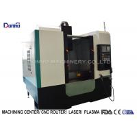Computer Numerical Control 3 Axis Milling Machine For Finish Machining Manufactures