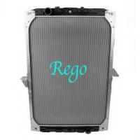 Ford / Volvo Heavy Duty Truck Radiators , High Performance Aluminum Radiators Manufactures