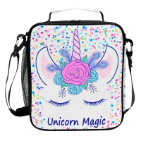 Buy cheap Unicorn Kids Insulated Tote Lunch Bag For Picnic from wholesalers