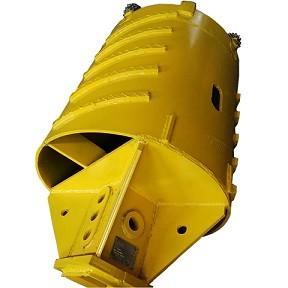 Hydraulic Drilling Core Barrel , Roller Reamer Heat Treatment 600-3000mm Diameter Manufactures