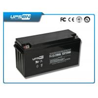 250ah Rechargeable Sealed Lead Acid Battery For Cable Television With CE Certificate Manufactures