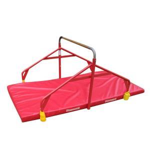80-120CM Height Kids Gymnastics Horizontal Bar Safe For School Training Manufactures