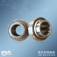 Stainless Steel Ball Bearing Units 25mm SUC205 L3  , Triple-seal insert bearings Manufactures