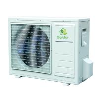 50 / 60HZ Split Unit Air Conditioner For Cooling / Heating Long Distance Remote Control Manufactures