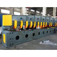 Steel Plate Edge Milling Machine 0.75kw Chamfering 12m - 50mm Thickness Manufactures