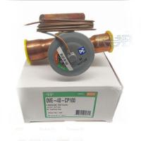 Ove-40-Cp100 R407c Thermal Expansion Valve Gas Sporlan Wrought Brass Body Material Manufactures