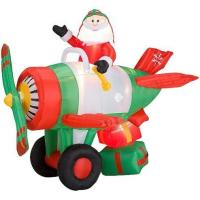 Christmas Venue Decoration Inflatable Marketing Products 0.8mm PVC Manufactures