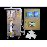 Multi Function Liquid Pouch Packing Machine 1000LPH For Packing Soy Milk / Mineral Water Manufactures