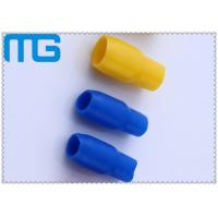 Electrical Wire End Caps Colorful Vinyl Insulated Teleflex V2 Terminal Insulator Manufactures