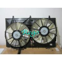 Customized Type Car Radiator Cooling Fan Replacement 12 Volt Power Plastic Material Manufactures