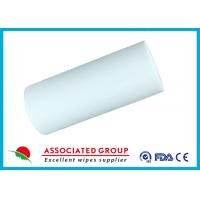 Breakpoint Cutting Non Woven Roll , Spunlace Fabric Food Grade Wipes 80~1200PCS Manufactures