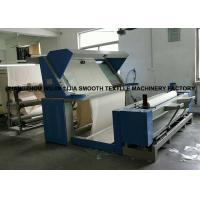 Full Automatic Fabric Winding Machine 2400mm Detection Width ISO9001 Listed Manufactures