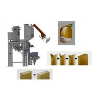 PVPE Pneumatic Auto Packaging Machine For Filling Powder Into Valve Bags Manufactures