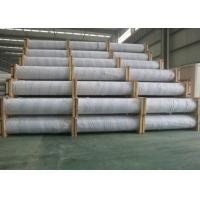 Quality 316L Large Diameter Stainless Steel Pipe Various Length 0.3 - 150mm Wall for sale