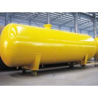 Chemical Storage Pressure Vessel Tanks Q345R For Liquid Ammonia / Industrial Manufactures