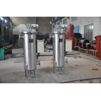 BOCIN Brush Washing Automatic Self Cleaning Filter Stainless Steel Housing PMI PMP Manufactures