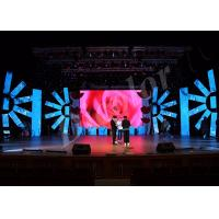 HD Full Color LED Stage Curtain Screen for Advertising Video Display  P3.91 Outdoor 250*250mm Manufactures