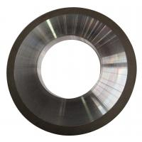 Flat Resin Bonded Diamond Grinding Wheels For Carbide High Class Abrasive Tools Manufactures