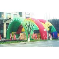 Portable Inflatable Wedding Party Tent Decorations / Festival Dome Tent Manufactures