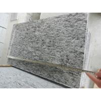 Construction material natural stone Factory Supplier Sea wave white granite Polished Paving stone/blind paving stone Manufactures