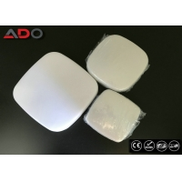 Waterproof IP65 20W LED Bulkhead Lamp White Plastic Round Square Shape IK10 4000K Manufactures