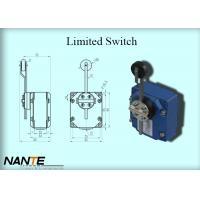 Electric Wire Rope Hoist 6mm Rotary Metal Rod Trigger Head Limited Switch Manufactures
