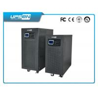 2 Phase 120V / 208V / 240V High Frequency Online UPS 6KVA / 10KVA With DSP Control Manufactures