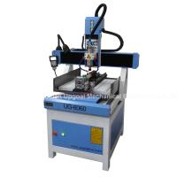 3D CNC Metal Engraving Machine 4 Axis with DSP A18 Control UG-6060 Manufactures
