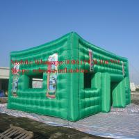 Promotional Inflatable Tent , Inflatable Advertising Tent Manufacturer Manufactures