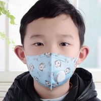 KN95 Valve Antiviral Children'S Disposable Face Masks Manufactures