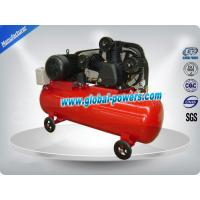 Belt Driven Electric Air Compressor Three - Phase Brushless 4Kw 5.5Hp 100L 8Bar Manufactures
