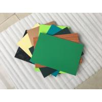 Various Colors PVDF Aluminum Composite Panel Facade With Sound Insulation Manufactures