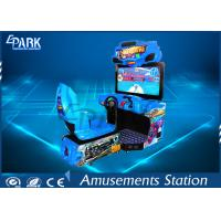 Coin Operated Racing Game Machine Arcade H2 Overdrive Amusement Park Equipment Manufactures