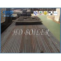 Heat Transfer Boiler Spare Parts Studded Water Wall Panels Industiral / Power Station Plant Using Manufactures