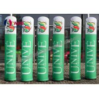 Personalised Giant Advertising Inflatables , Promotion Use Inflatable Column Manufactures