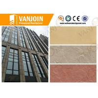 Buy cheap Exterior Wall Tiles Lightweigh Slate Decorative Stone Tiles 3mm Thickness for High Buildings from wholesalers