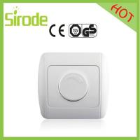China Capacitive Touch Remote Control Smart Wall Light Switch Dimmable on sale