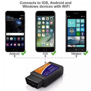 China Universal OBD2 WIFI ELM327 V 1.5 Scanner for Android/IOS Auto OBDII Scan Tool OBD 2 ODB II ELM327 V1.5 WI-FI ODB2 Car Di on sale