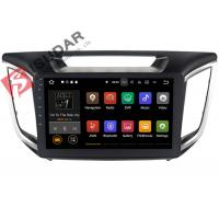 Quad Core Google Maps Android Car Navigation System For Hyundai IX25 / Cetra Radio Video Manufactures