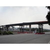Quality Industrial H Section Steel Framed Structures Pedestrian Overcrossing for sale