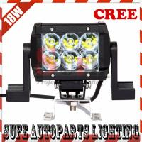 """18W 4"""" Offroad Light Bar CREE LED Spot Beam Worklight 4WD UTE JEEP CAMPING LED Off Road Manufactures"""