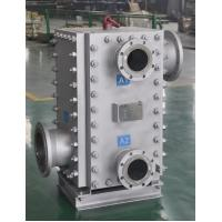 China Industrial Block Plate Bundle Welded Heat Exchanger 316L 0.7MPa on sale