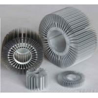 OEM Customized LED Aluminum Heatsink Extrusion Profiles , Heat Sink / Radiator Manufactures